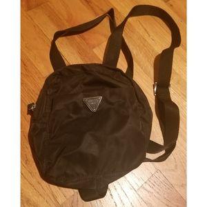 GUESS mini nylon backpack